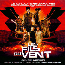 Les Fils du Vent Soundtrack (Christian Henson) - CD cover