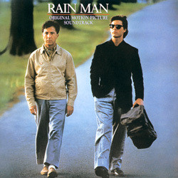 Rain Man Soundtrack (Various Artists, Hans Zimmer) - CD cover