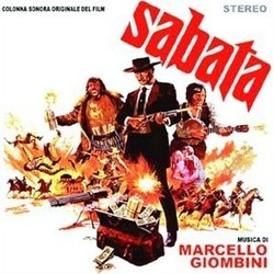 Sabata Soundtrack  (Marcello Giombini) - CD cover