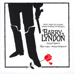 Barry Lyndon Soundtrack (Various Artists) - CD cover