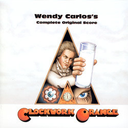 A Clockwork Orange Bande Originale (Wendy Carlos) - Pochettes de CD