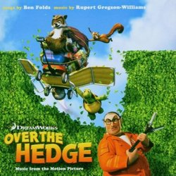 Over the Hedge Soundtrack (Rupert Gregson-Williams) - CD cover
