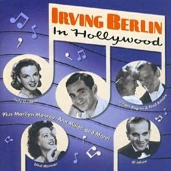 Irving Berlin in Hollywood Soundtrack (Various Artists, Irving Berlin, Irving Berlin) - Carátula