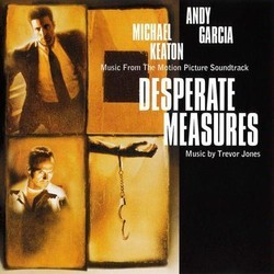 Desperate Measures Soundtrack (Trevor Jones) - CD cover