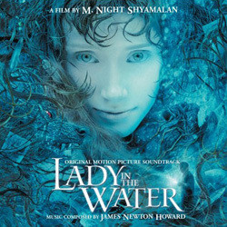 Lady in the Water Soundtrack (James Newton Howard) - CD cover