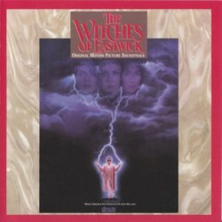 The Witches of Eastwick Soundtrack (John Williams) - Carátula