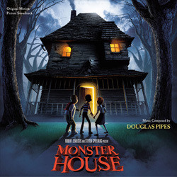 Monster House Soundtrack (Douglas Pipes) - CD cover