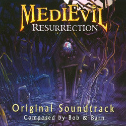 Medievil Resurrection Bande Originale (Bob and Barn ) - Pochettes de CD