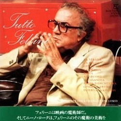 Tutto Fellini 声带 (Various Artists) - CD封面