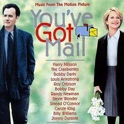 You've Got Mail 声带 (Various Artists) - CD封面