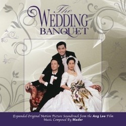 The Wedding Banquet Soundtrack ( Mader) - CD-Cover