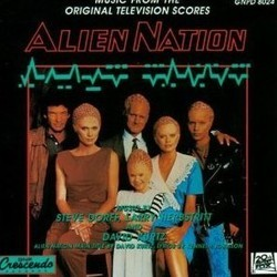 Alien Nation Bande Originale (Steve Dorff, Larry Herbstritt, David Kurtz ) - Pochettes de CD