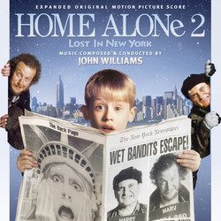 Home Alone 2: Lost in New York Bande Originale (John Williams) - Pochettes de CD