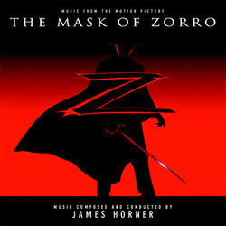 The Mask of Zorro Soundtrack (James Horner) - Car�tula