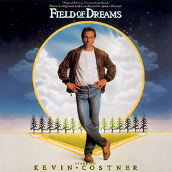 Field of Dreams Soundtrack (James Horner) - CD cover