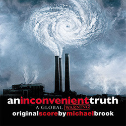 An Inconvenient Truth Trilha sonora (Michael Brook) - capa de CD