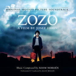Zozo Soundtrack (Adam Nordén) - CD cover