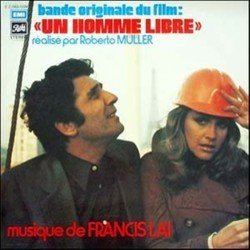 Un Homme Libre Soundtrack (Francis Lai) - CD cover