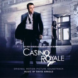 Casino Royale Trilha sonora (David Arnold) - capa de CD