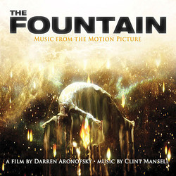 The Fountain Soundtrack (Clint Mansell) - CD cover