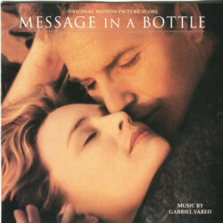 Message in a Bottle Soundtrack (Gabriel Yared) - CD cover