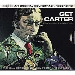 Get Carter Soundtrack (Roy Budd) - CD cover
