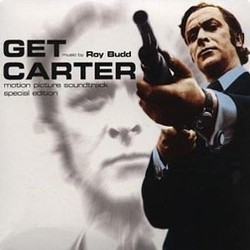 Get Carter Soundtrack (Roy Budd) - Carátula