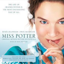 Miss Potter Soundtrack (Rachel Portman, Nigel Westlake) - CD cover