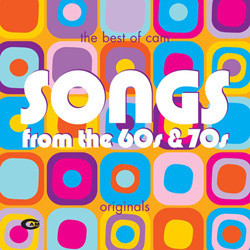 Songs from the 60s & 70s Soundtrack (Various Artists) - Car�tula