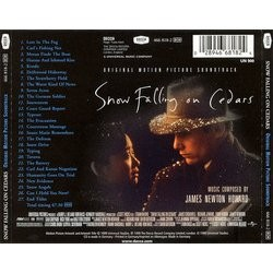 Snow Falling on Cedars 声带 (James Newton Howard) - CD后盖
