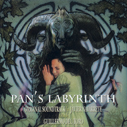 Pan's Labyrinth Soundtrack (Javier Navarrete) - CD cover