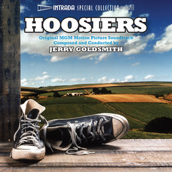 Hoosiers Soundtrack (Jerry Goldsmith) - CD cover