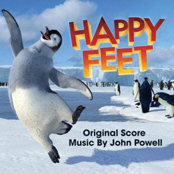 Happy Feet Trilha sonora (John Powell) - capa de CD