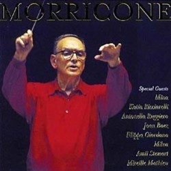 Ennio Morricone: The Sacred and the Profane Trilha sonora (Various Artists, Ennio Morricone) - capa de CD