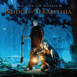 Bridge to Terabithia Soundtrack (Various Artists, Aaron Zigman) - CD cover