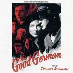 The Good German Soundtrack (Thomas Newman) - CD cover