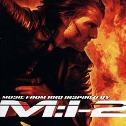 Mission: Impossible II Soundtrack (Hans Zimmer) - Carátula
