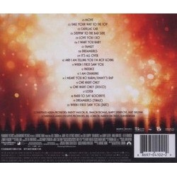 Dreamgirls Soundtrack (Various Artists) - CD Trasero