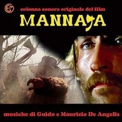 Mannaja Soundtrack (Guido De Angelis, Maurizio De Angelis) - CD cover