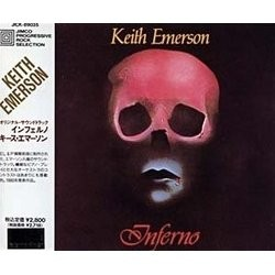 Inferno 声带 (Keith Emerson) - CD封面