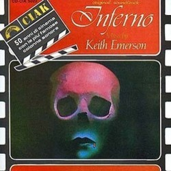 Inferno Soundtrack (Keith Emerson) - CD-Cover