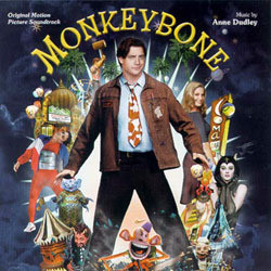 Monkeybone Colonna sonora (Anne Dudley) - Copertina del CD