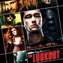 The Lookout Soundtrack (James Newton Howard) - CD cover