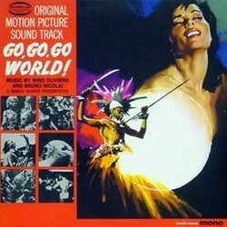 Go, Go, Go World ! Soundtrack (Bruno Nicolai, Nino Oliviero) - CD cover