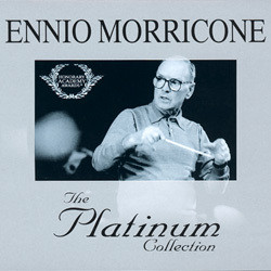 Ennio Morricone: The Platinum Edition Colonna sonora (Ennio Morricone) - Copertina del CD