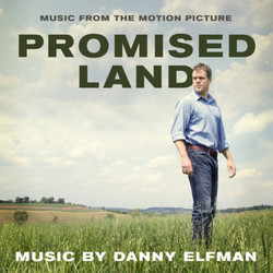Promised Land Soundtrack (Danny Elfman) - CD cover