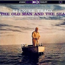 The Old Man and the Sea Bande Originale (Dimitri Tiomkin) - Pochettes de CD