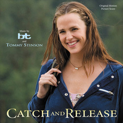 Catch and Release Trilha sonora (BT , Tommy Stinson) - capa de CD