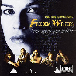 Freedom Writers Soundtrack (Various Artists, Mark Isham) - CD cover