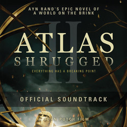 Atlas Shrugged: Part II Soundtrack (Chris Bacon) - CD cover